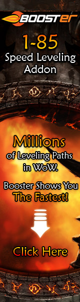 Booster - WoW guide