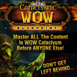 Cataclysm Wow Guide